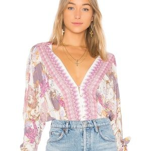 NWT Free People Catch Me If You Can sz M